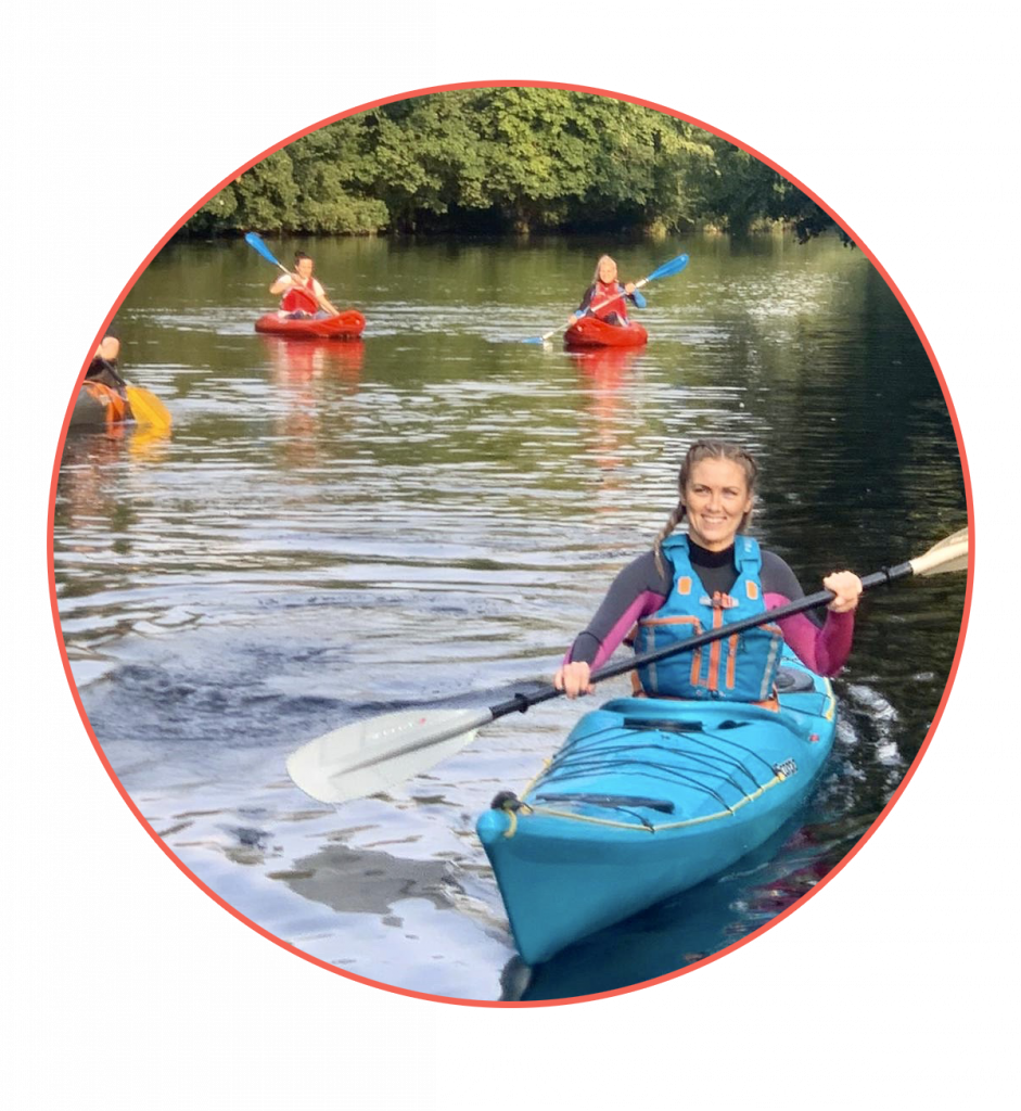 Learn to Kayak in Yorkshire