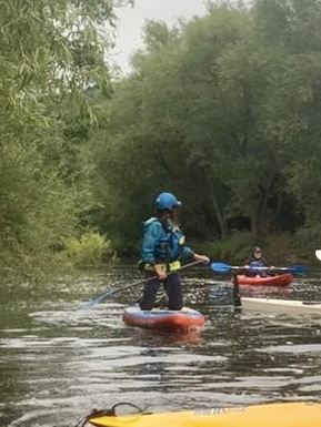 Canoe, Kayak, Paddle Board in Yorkshire - Learn to Paddle